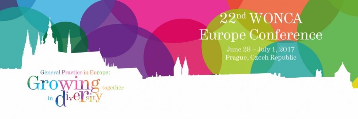 XXII Wonca Europe Conference - Praga