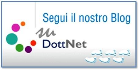 Visita il nostro blog su DottNet!